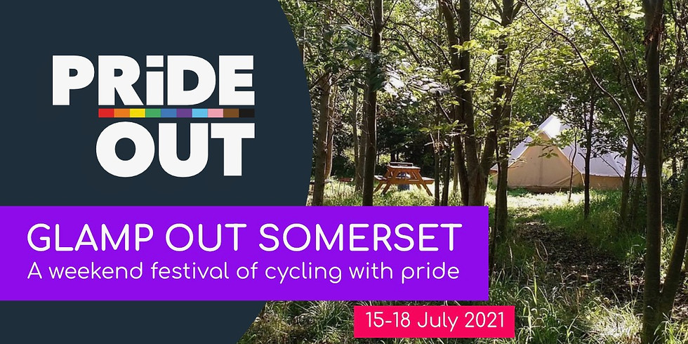 Dorothy Goes Cycling - Join PRiDE OUT this summer to meet friends, old and new at the UK's first LGBTQIA+ owned and run