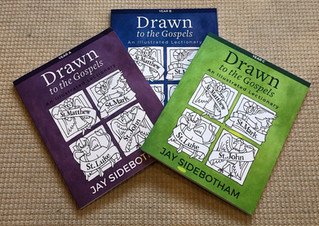 Drawn to the Gospels