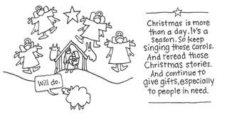 Christmas Season Card