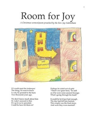 Room for Joy