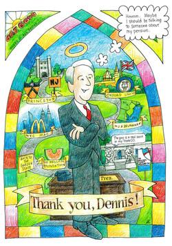 Thanks, Dennis!