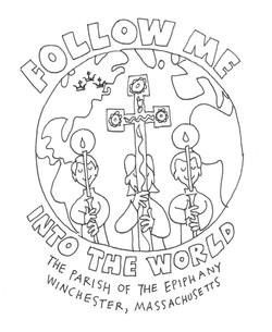 T-Shirt- Follow Me
