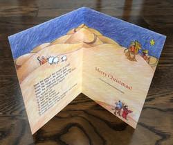 Trinity Christmas Card