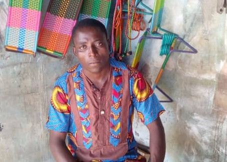 Les chaises du Togo de Trinité