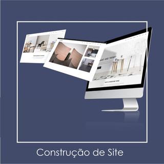 Construção de Site