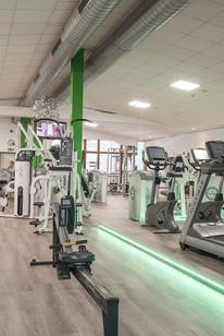 Ihre FitnessLounge Trainingsfläche