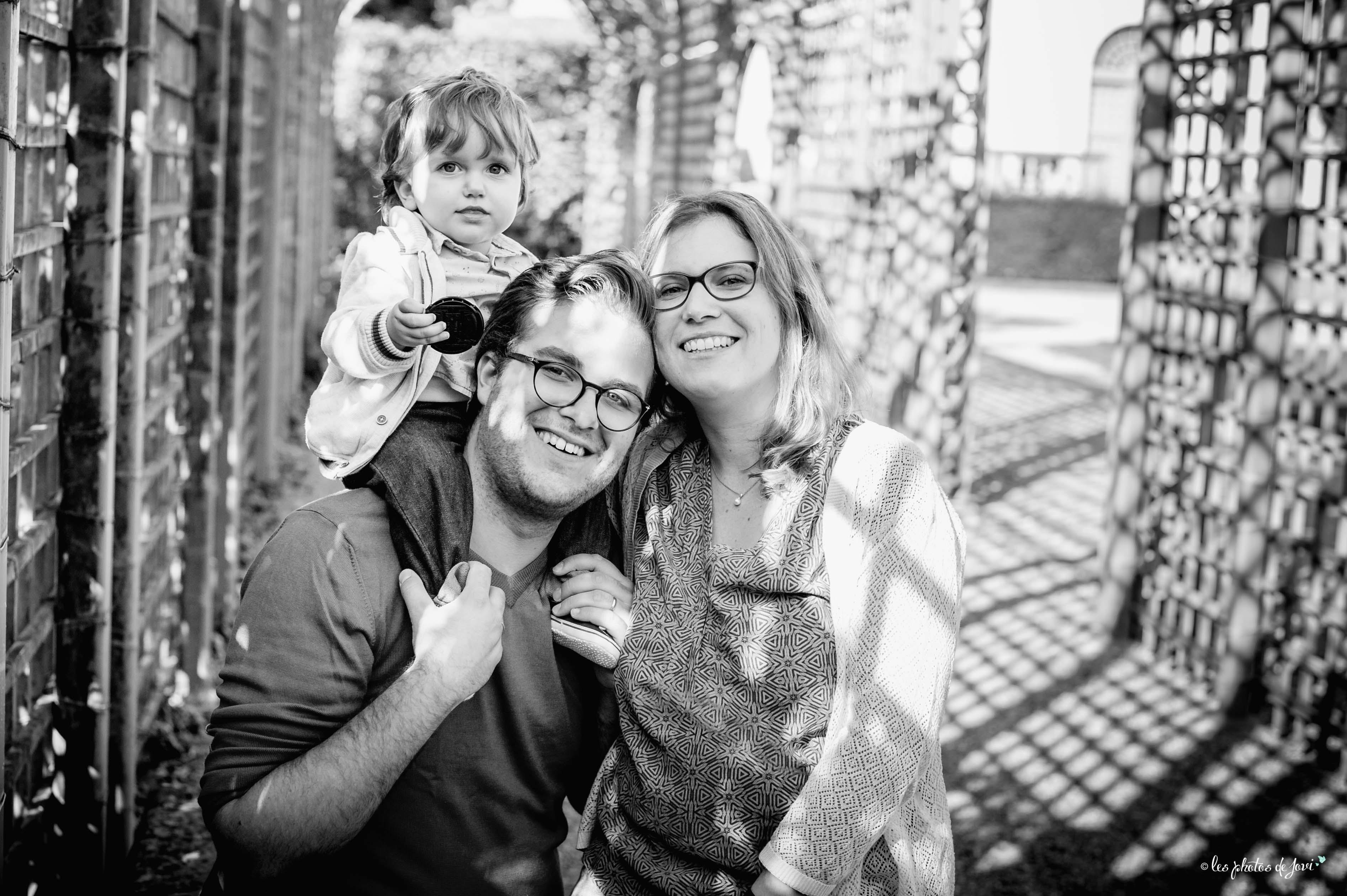 Séance photo Famille Sceaux