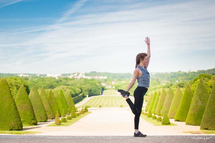 Catherine : Ze Prof de Yoga