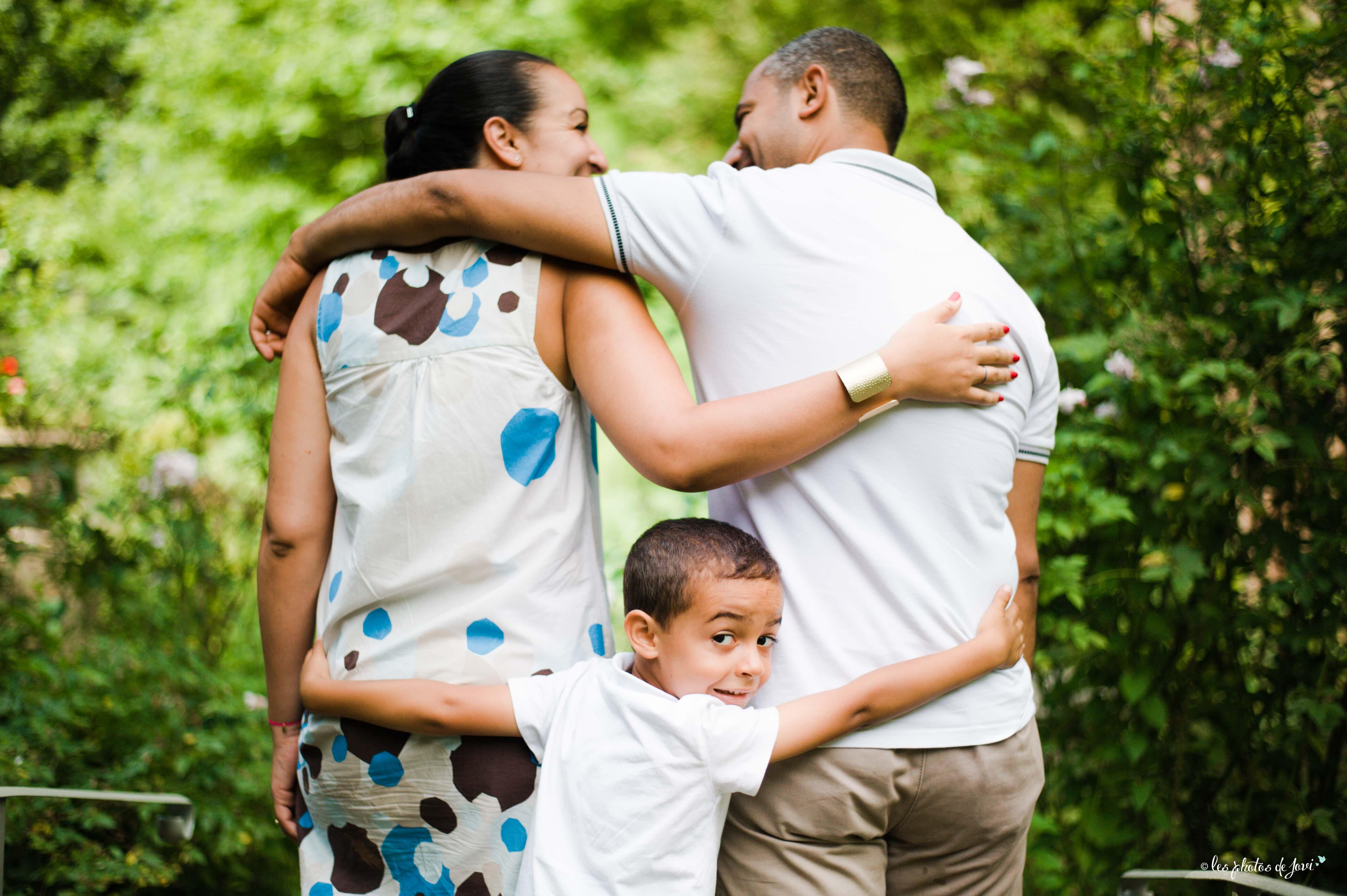 Séance famille Carte Cadeau Antony P