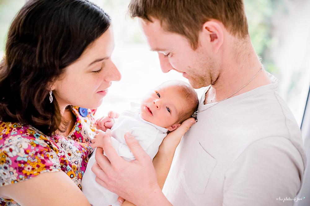 Séance photo naissance Antony