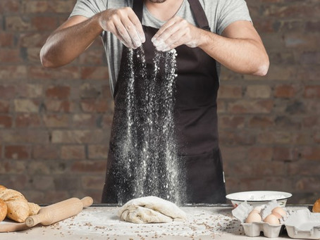 Pietro explains us which is the best flour to prepare an excellent Italian pizza