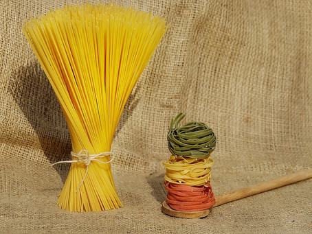 Discover the world of Italian pasta!