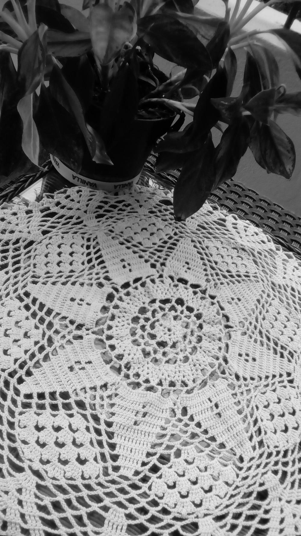 Crochet Doily - My Grandmother's Original