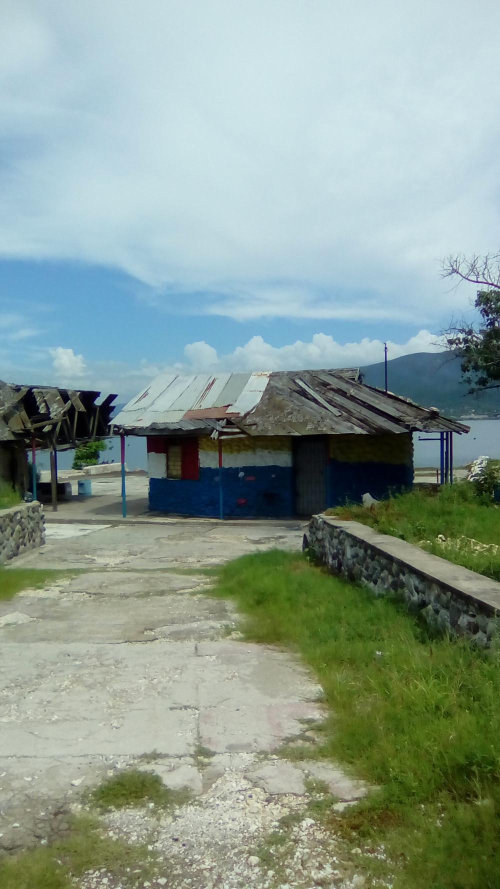 Abandoned Party Center - Sir Florizel Glaspole Highway