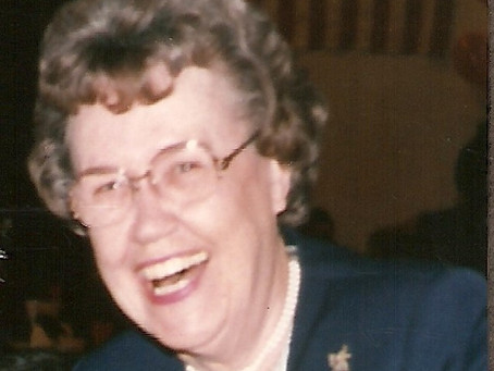 Great Women of the Grand Prairie: Bennie Frownfelter Burkett