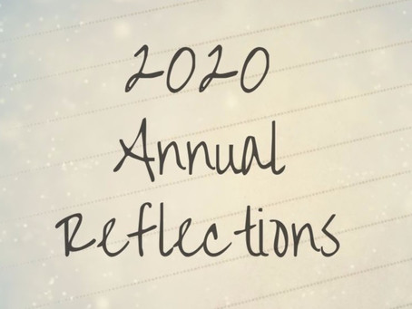 Annual Reflections