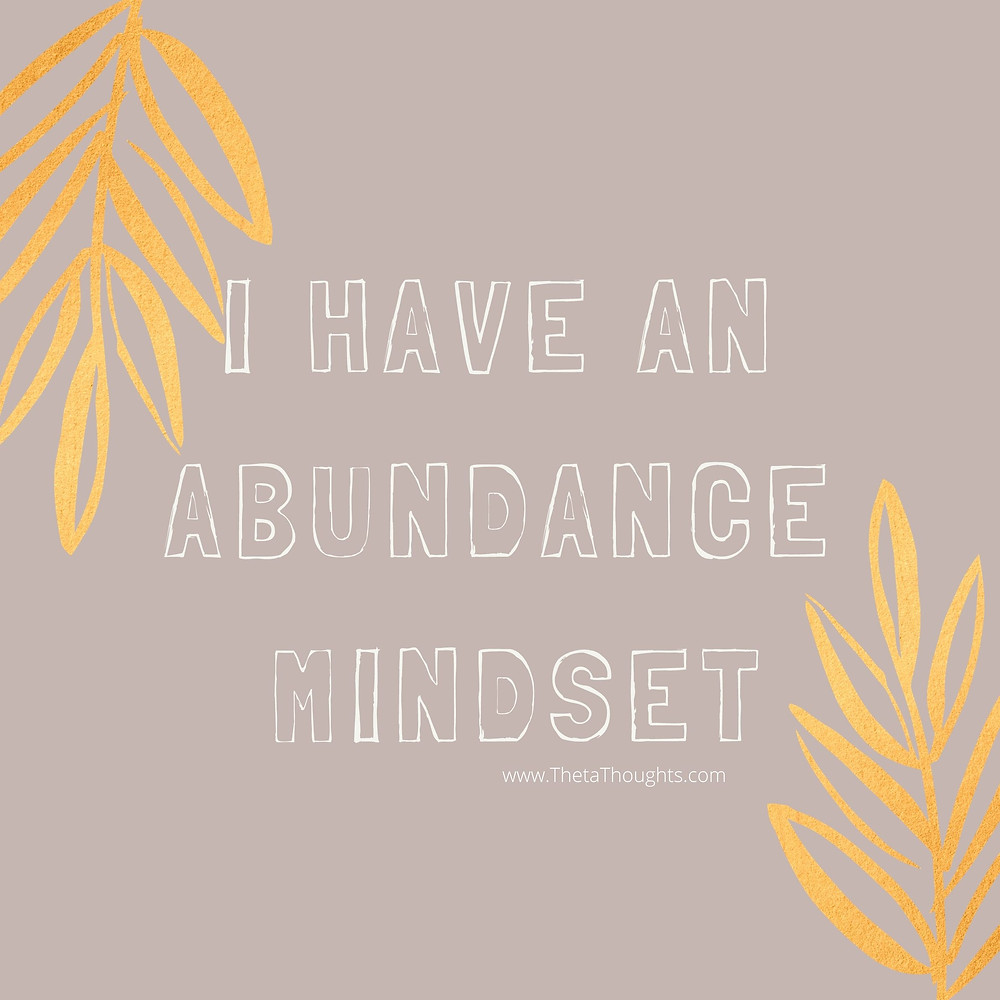 Abundance affirmations to attract money