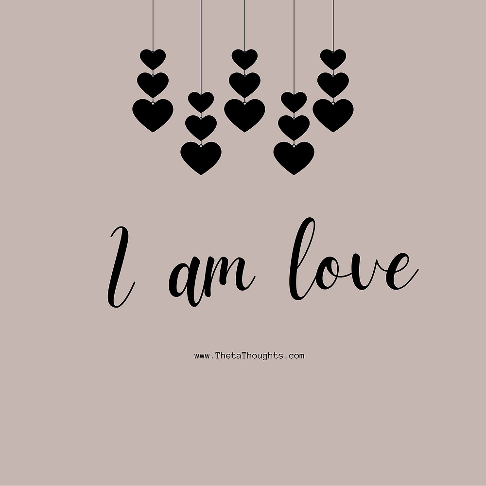 Affirmations to attract love.