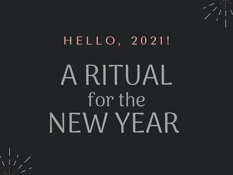 New Year's Ritual