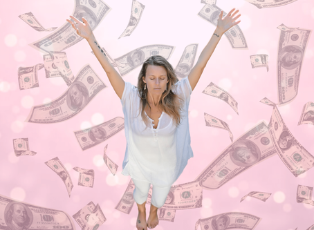 How I Used Theta Thoughts to Attract Financial Abundance