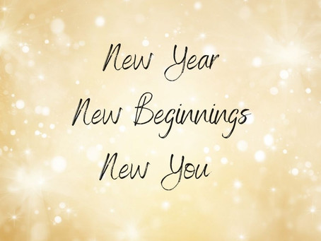 New Year, New Beginnings, New You: Creating Intentions for 2021