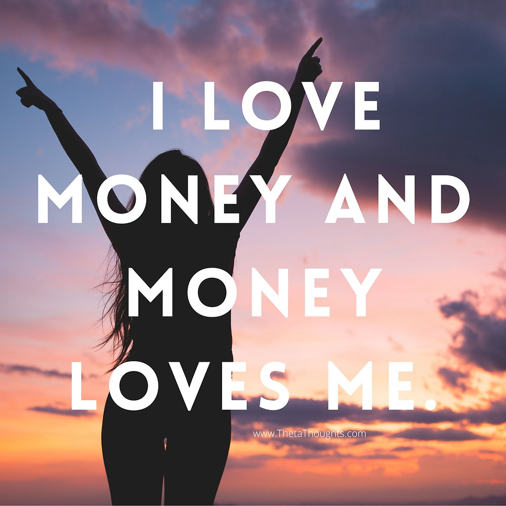 Abundance Affirmations to attract wealth