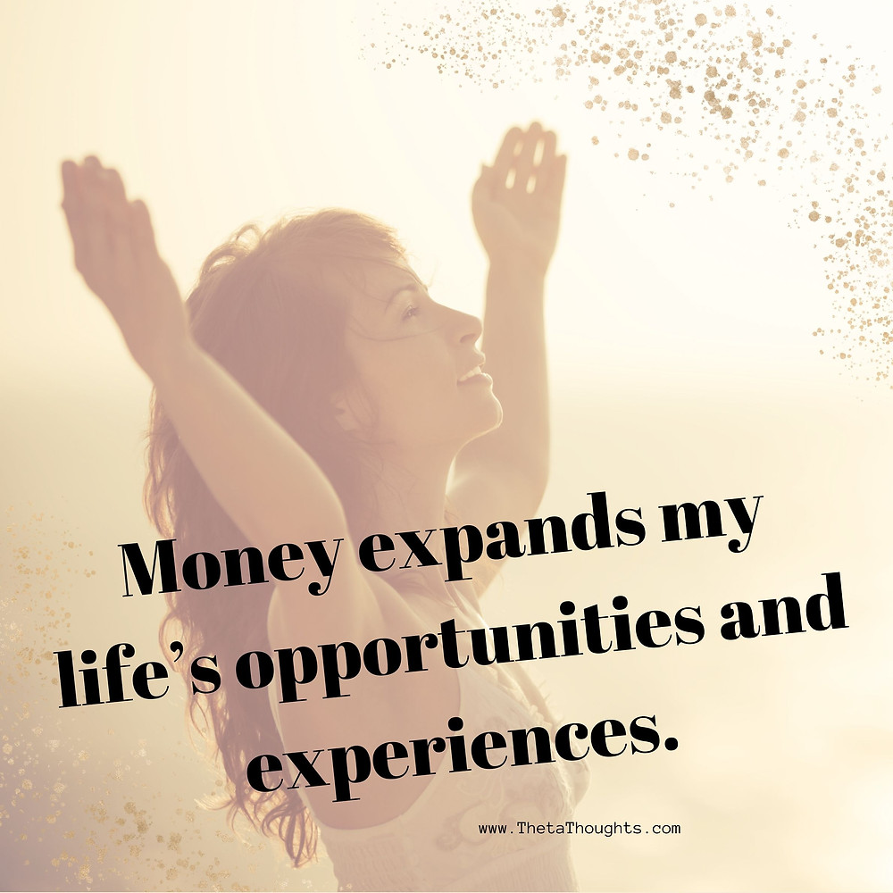 Abundance Affirmations for money and wealth