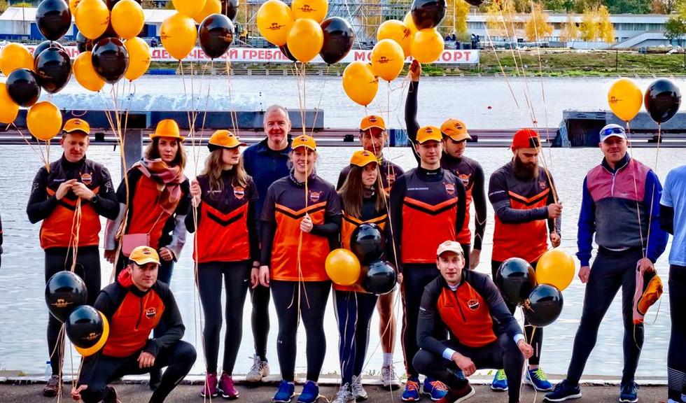 St. Petersburg Autumn Rowing Marathon 20