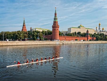 Amateur Kremlin Rowing Marathon