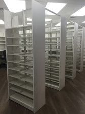 Pharmacy Flex Rx Shelving