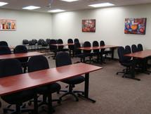 LTC Pharmacy Training Room