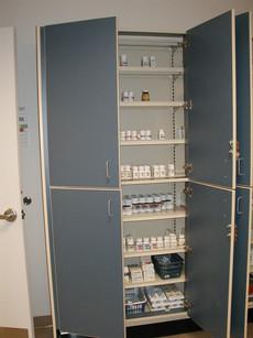 Narcotics Cabinet