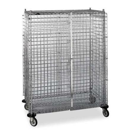 Medical Security Cart