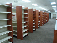 Classic Rx Storage Shelving with End Caps