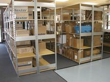 Hospital Pharmacy Bulk Storage