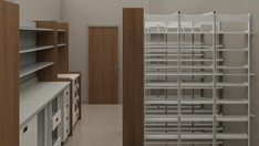 Flex Rx Shelving & Under Counter Units