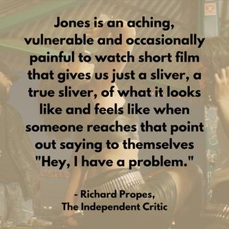 Jones Film Review