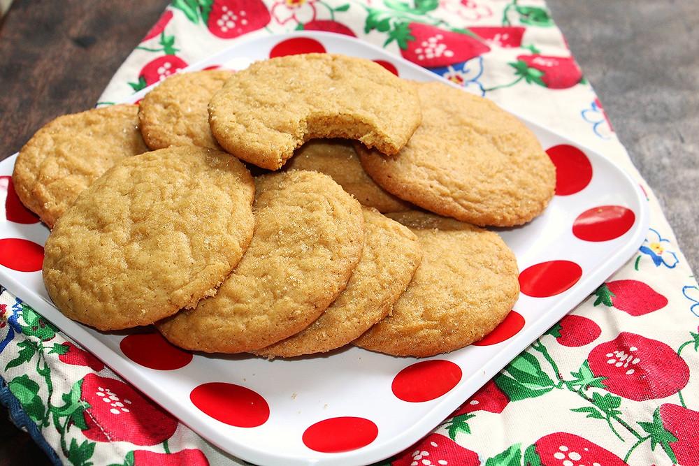 Browned Butter Brown Sugar Cookie