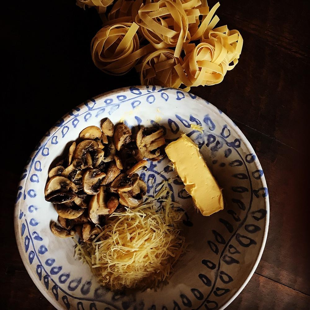 Simple Fettucchine