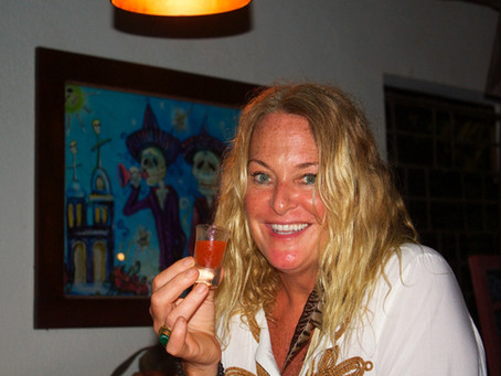 Chili Guaro Shots, just in time for the Hoildays