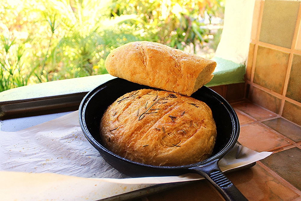 Bread in a Skillet