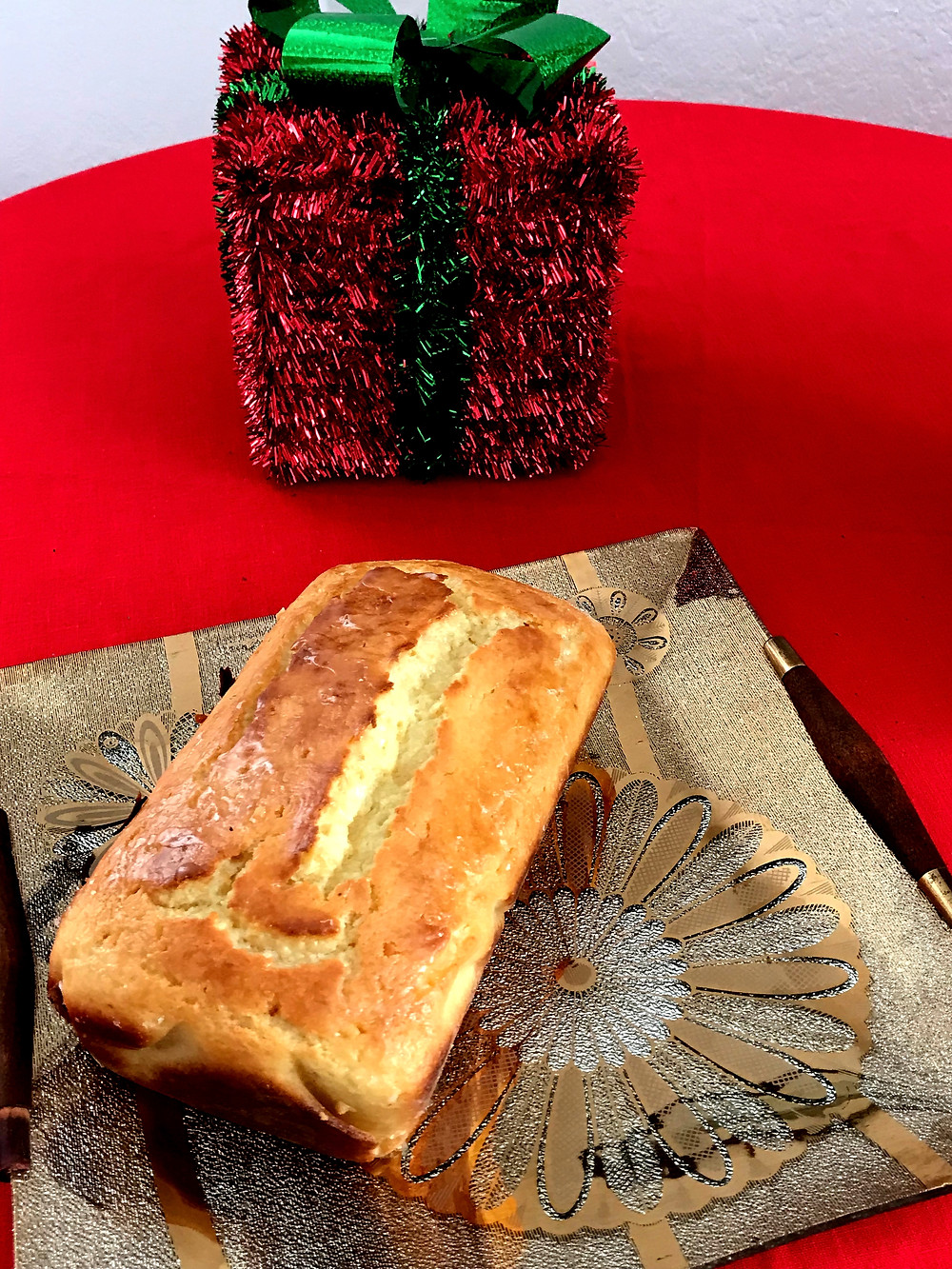 Lemon and Sour Cream Loaf