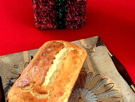 Lemon Sour Cream Loaf