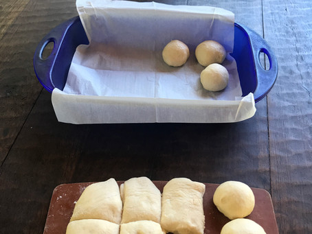 Soft dinner rolls, back by popular demand