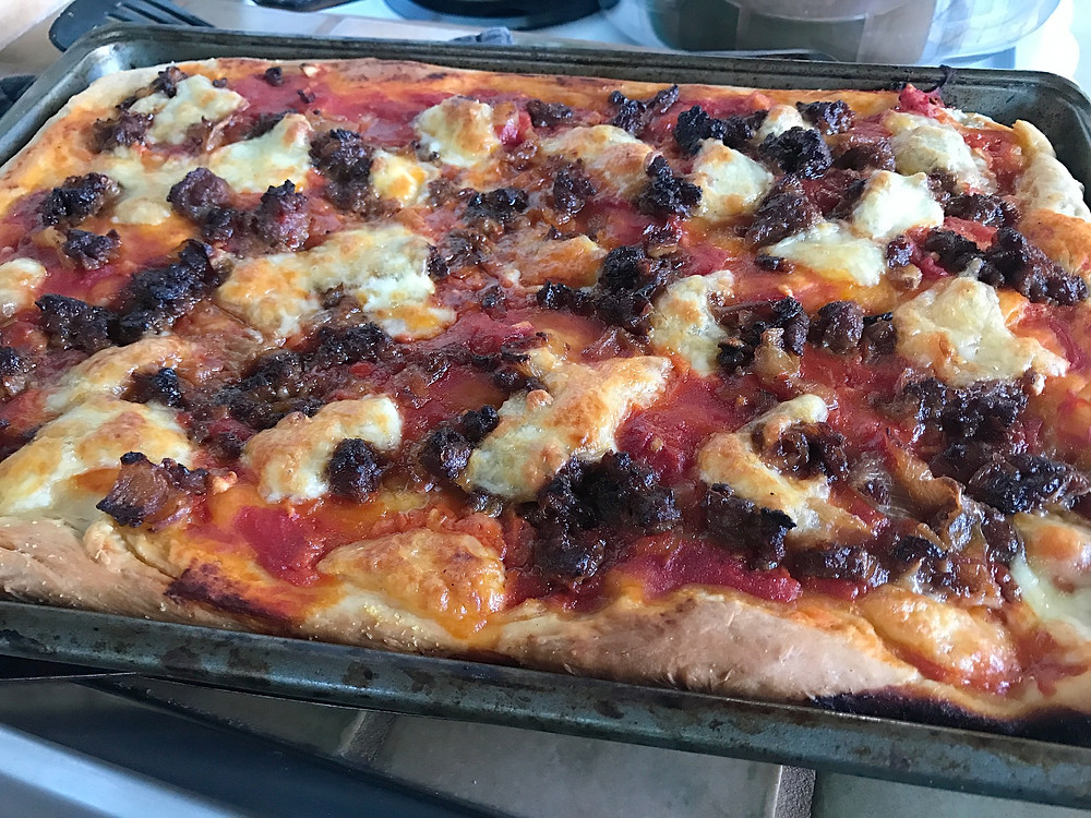 Grandma Marie's Pizza