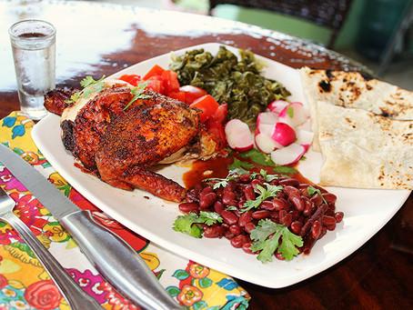 Chuck's BBQ Annatto Chicken