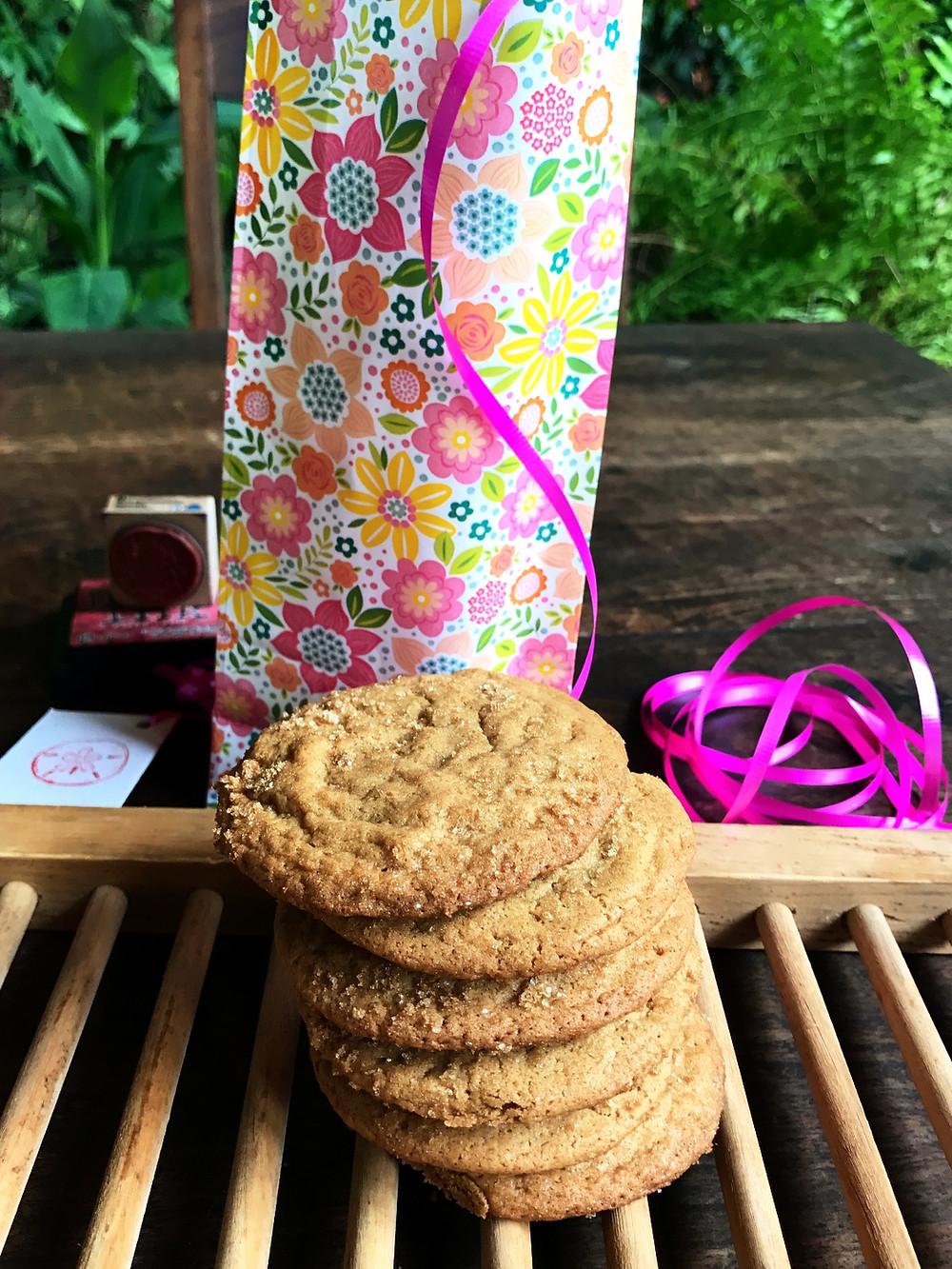 Browned Butter Sugar Cookies