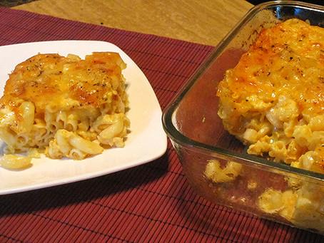 Grandma Marie's Baked Mac and Cheese