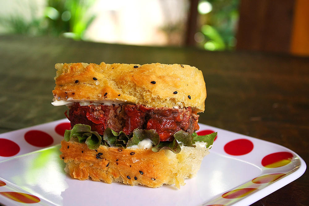 Meat Loaf Sandwich