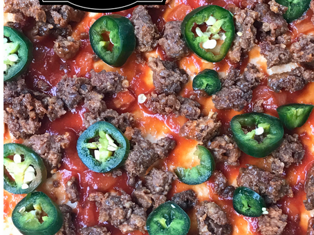 Meet the Bull Fighter Pizza